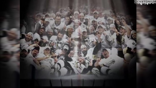 Pittsburgh Penguins Stanley Cup Tribute 2009