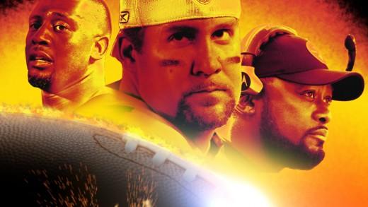 Steelers / Armageddon Poster