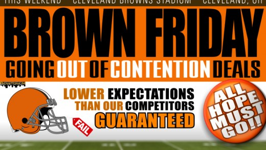 Brown Friday Ad