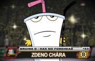 Player Shot – Zdeno Chara