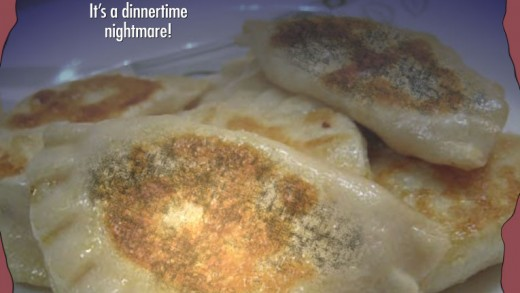 "Yinzer Goosebumps – ""They Burnt My Pierogies!"""
