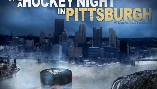 Hockey Night In Pittsburgh