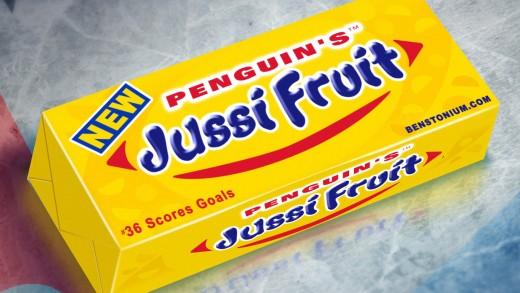 Jussi Fruit Gum