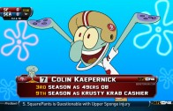 Player Shot – Colin Kaepernick