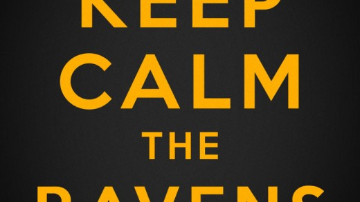 Keep Calm The Ravens Suck