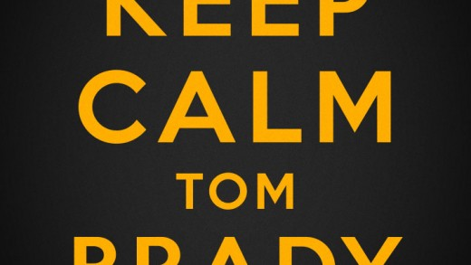 Keep Calm Tom Brady Sucks
