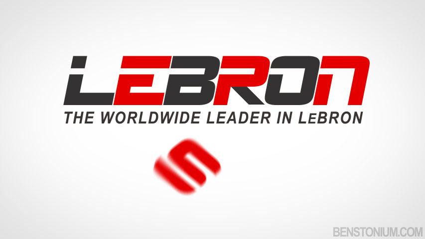 Espn Lebron Logo Benstonium