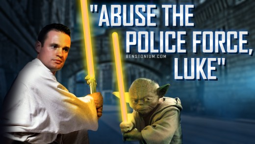 Abuse The Force, Luke