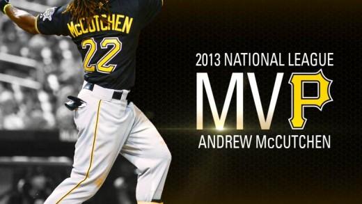 Andrew McCutchen / MVP