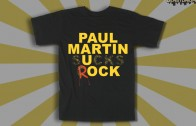 Paul Martin U Rock T-Shirt