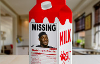 Le'Veon is Missing – Milk Carton