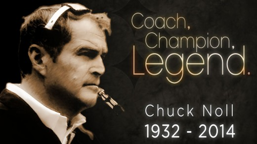 Chuck Noll Tribute