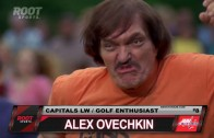 Player Shot – Alex Ovechkin