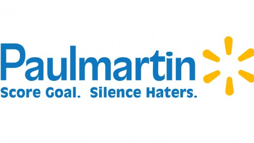 PaulMartin / Wal-Mart Logo