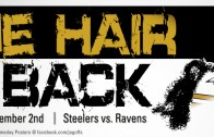 Polamalu / The Hair Is Back