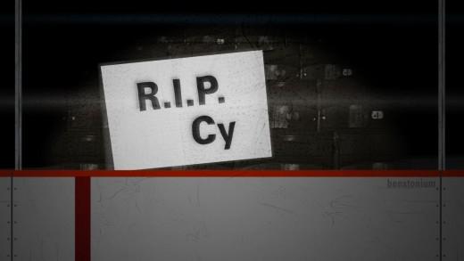 RIP Cy