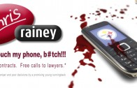 Chris Rainey Phone Ad
