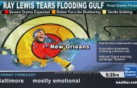 Weather Map – Ray Lewis Tears