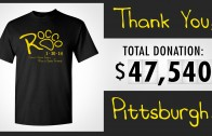 Rocco K-9 T-Shirt Donation