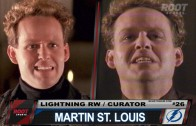 Player Shot – Martin St. Louis