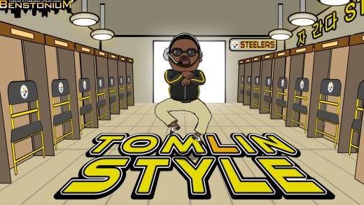 Tomlin / Gangnam Style
