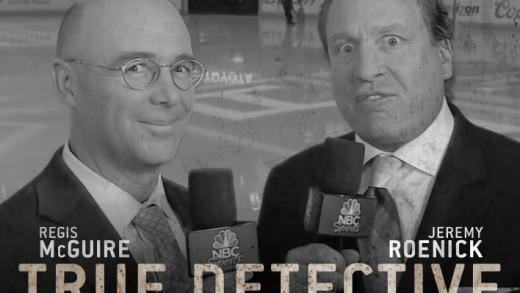 True Detective – McGuire & Roenick