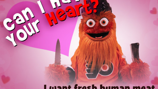 Valentine's Day Cards by Gritty