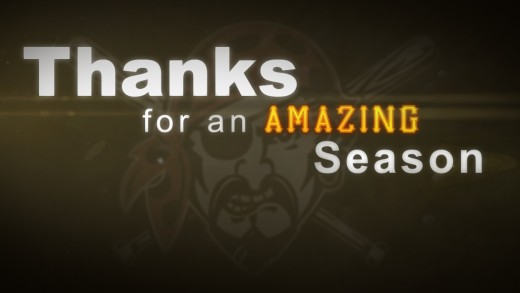 Thanks For An Amazing Season!