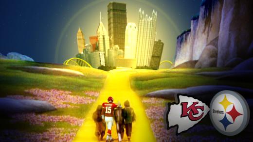 Kansas City Chiefs – Wizard of Oz