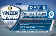 Yinzer Olympics – Pothole Slalom