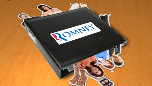 Romney's Binder Full of Women