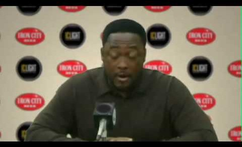 Coach tomlin press conference parody archives benstonium coach tomlin and kanye west press conference parody mozeypictures Gallery