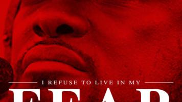 "Coach Tomlin – ""Fear"" Book Cover"