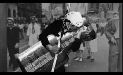 NHL Lockout is Over — World War II Parody News Reel