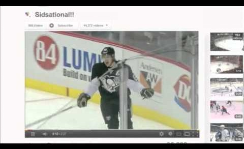 "Pittsburgh Penguins / Google Chrome ""Apology"" Ad Parody"