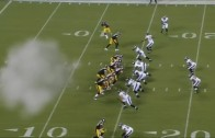 "Le'Veon Bell Takes a ""Big Hit"" vs. PHI"