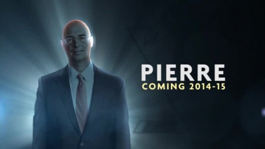 LEAKED Pierre McGuire as Pens GM – Promo Video