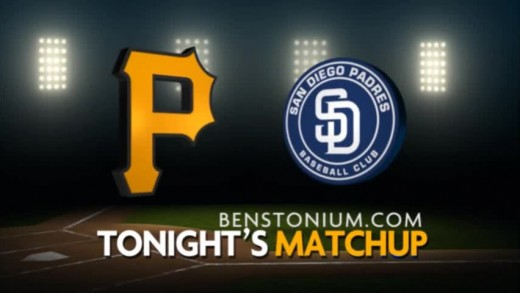 Buccos vs. San Diego Padres, Series Preview