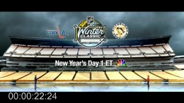Crosby / Ovechkin Winter Classic Outtakes