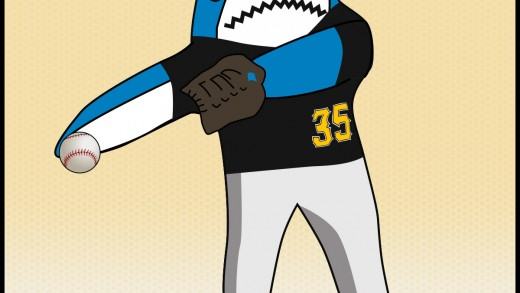 "Mark ""The Left Shark"" Melancon"