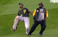Tomlin Trips Polanco… Again