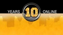 Benstonium – 10 Years Online
