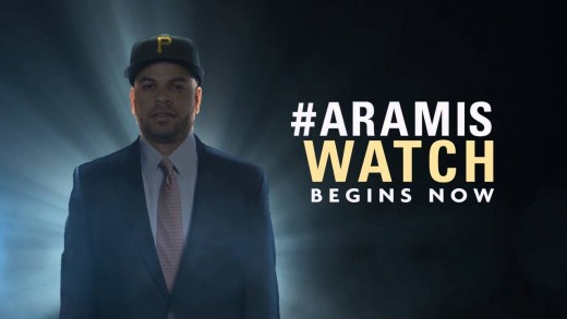 Aramis Watch (I'm Coming Home)