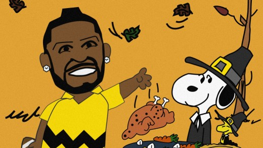 An Antonio Brown Thanksgiving