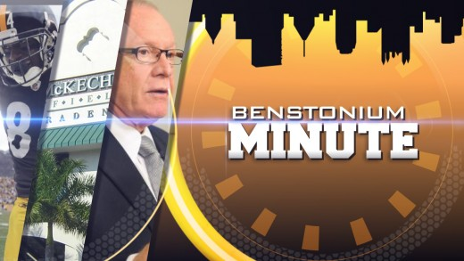 "Benstonium Minute (Feb. 28) – ""AB on DWTS? GMJR on WTF?"""