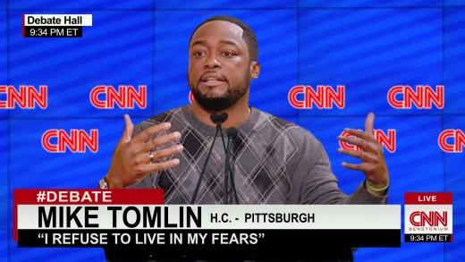 Coach Tomlin – Debate Parody