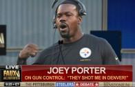 Joey Porter – Debate Parody