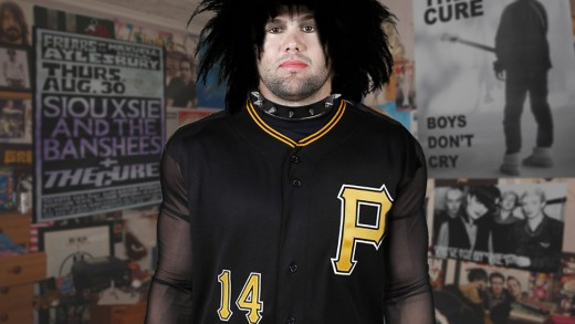 Jaff Decker | Emo Baseball Player