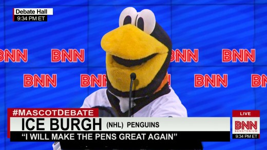 Mascot Debate – Iceburgh