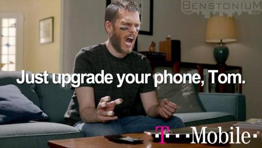 Tom Brady – T Mobile
